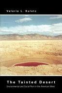 The Tainted Desert
