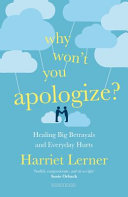 Why Won t You Apologize