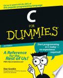 List of Dummies C++ E-book