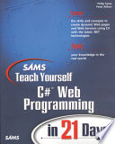 Sams Teach Yourself C Web Programming In 21 Days
