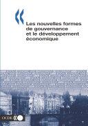 Les nouvelles formes de gouvernance et le développement économique