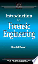 Introduction to Forensic Engineering Book