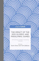 The Impact of the 2012 Olympic and Paralympic Games Pdf/ePub eBook