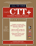 CompTIA CTT+ Certified Technical Trainer All-in-One Exam Guide Pdf/ePub eBook