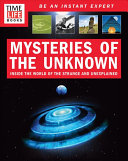 TIME LIFE Mysteries of the Unknown Book
