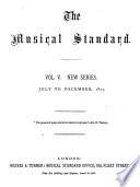 The Musical Standard Book