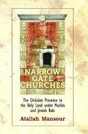 Pdf Narrow Gate Churches Telecharger