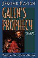 Galen's Prophecy Pdf/ePub eBook