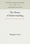 The House of Understanding Book