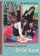 Choosing a Career in Child Care