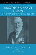 Timothy Richard   s Vision
