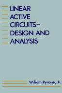 Linear Active Circuits