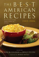 The Best American Recipes 2005 2006 Book