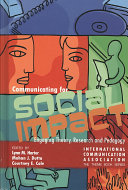 Communicating for Social Impact Book