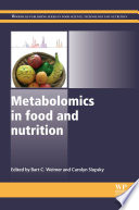 Metabolomics in Food and Nutrition