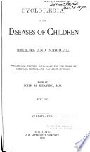 Cyclop  dia of the Diseases of Children Book