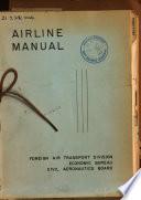 Airline Manual