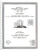 Pdf Baptisms of Notre-Dame Catholic Church, Central Falls, Rhode Island, 1873-1988: A-J