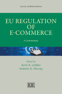 EU Regulation of E Commerce
