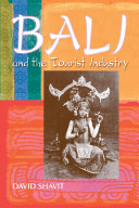 Bali and the Tourist Industry