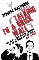 Talking to a Brick Wall Pdf/ePub eBook
