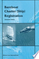 Bareboat and Charter (Ship) Registration