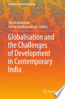 Globalisation And The Challenges Of Development In Contemporary India