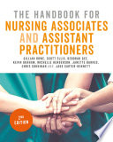 The Handbook for Nursing Associates and Assistant Practitioners Book