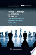 Strategic Challenges and Strategic Responses