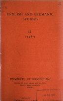 English Philological Studies