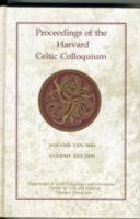 Proceedings of the Harvard Celtic Colloquium