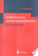 Cover image of System dynamics and mechanical vibrations : an introduction