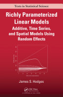 Richly Parameterized Linear Models