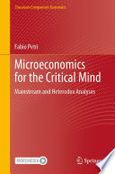 Microeconomics for the Critical Mind Book
