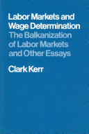 Labor Markets and Wage Determination