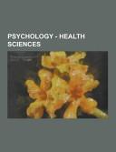 Psychology   Health Sciences