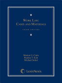Work Law: Cases and Materials, 2015