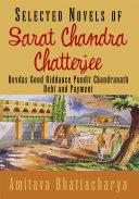 Pdf Selected Novels of Sarat Chandra Chatterjee Telecharger