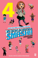 My Hero Academia Smash Vol 04
