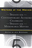 Writers at the Movies Book