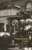 The Transatlantic Indian  1776 1930