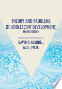Theory And Problems Of Adolescent Development Book PDF