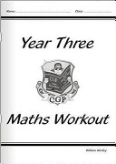 Ks2 Maths Workout Book Year 3