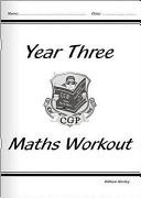 Ks2 Maths Workout Book Year 3