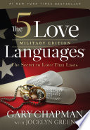 The 5 Love Languages Military Edition Pdf/ePub eBook