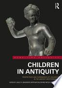 Children in Antiquity