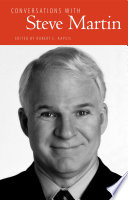 Conversations With Steve Martin Book