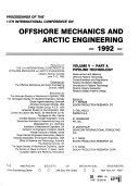 Proceedings Of The International Conference On Offshore Mechanics And Arctic Engineering Book PDF