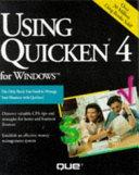 Using Quicken 4 For Windows