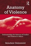 Anatomy of Violence Pdf/ePub eBook